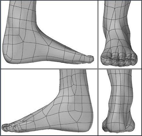 feet ref