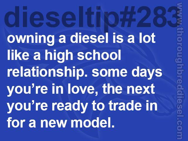 #dieseltips™ dieseltip#283