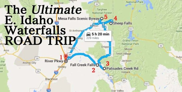 The Ultimate Eastern Idaho Road Trip Is Here... And You'll Want To Do It | Idaho
