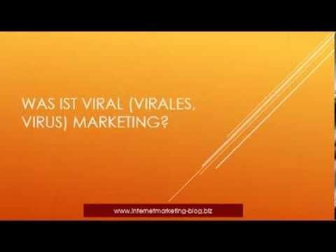 """http://internetmarketing-blog.biz Viral Marketing, auch Internetviral Marketing, ist die Promotion von Informationen oder Produkten, die Kunden dazu verleitet diese auch an andere Leute (Freunde, Kollegen, Familie etc.) weiterzuempfehlen. Viral Marketing wurde früher als """"Mundpropaganda"""" bezeichnet. Heute, in der Social Media Welt, ist Internet Viral Marketing eine der effektivsten und kostengünstigsten Mundpropaganda Marketing Strategien."""
