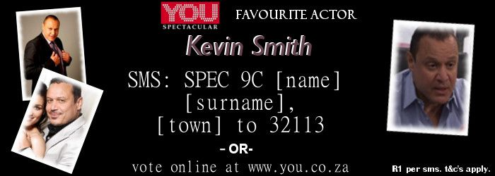Kevin Smith vote. You Spectacular 2014