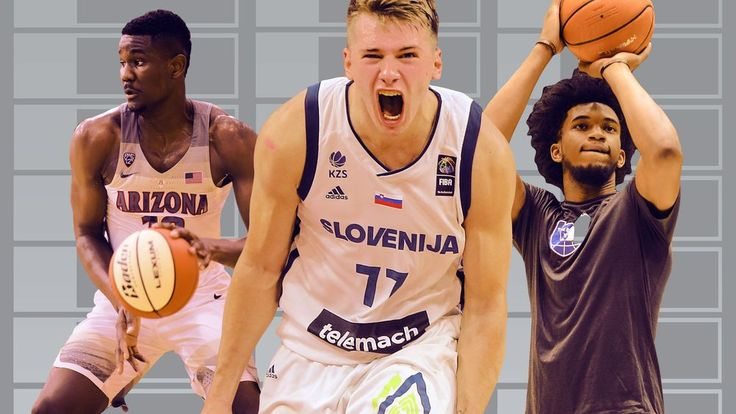 An Entirely Premature 2018 NBA Lottery Mock Draft   Our three NBA draft obsessives pick their favorite prospects—from Luka Doncic, Marvin Bagley III, DeAndre Ayton, and beyond