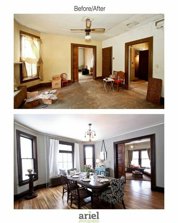 Dining Room Reno Epic Real Estate Investing Rehab