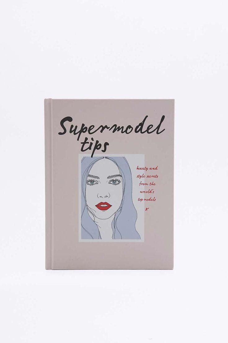 "Buch ""Supermodel Tips"""