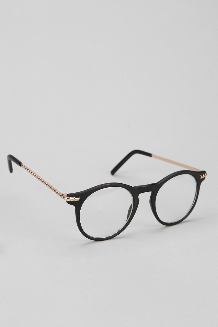 Matte Round Readers #urbanoutfitters