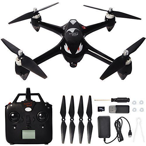 Drone with Camera GPS Brushless Smart Return System for Beginners Hover Gift NEW #DronewithCameraGPS