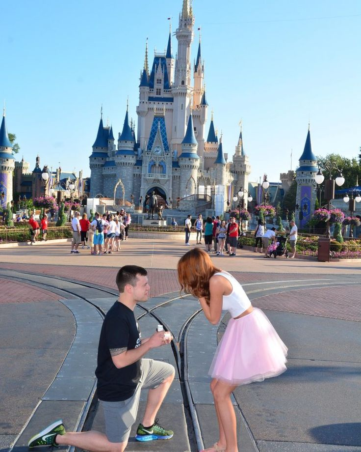 how to plan proposal for disney