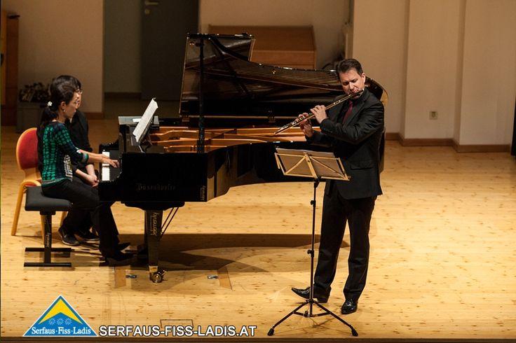 Die Europäische Flötenakademie Fiss 2014