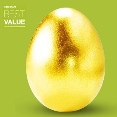 Coricraft Golden Egg