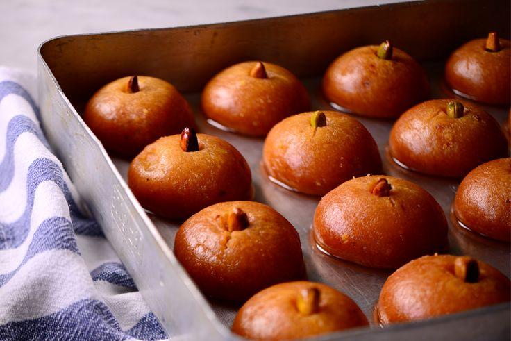Portakallı Şekerpare #portakal #tarif #blog #şekerpare #tatlı