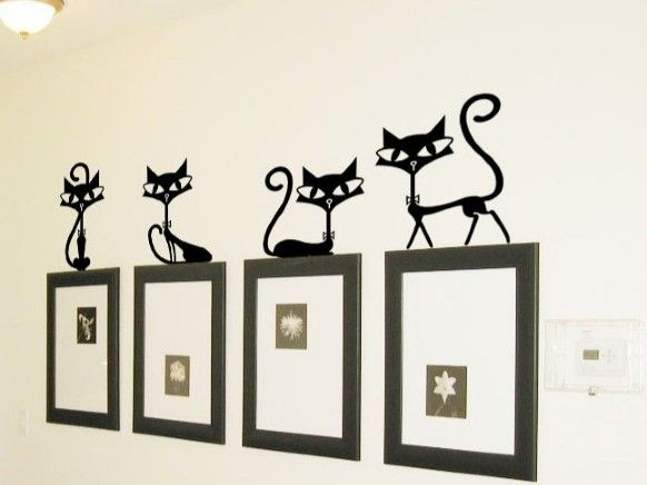 Cat Wall Decor 20 best vinilo images on pinterest | cat wall, home and wall decor