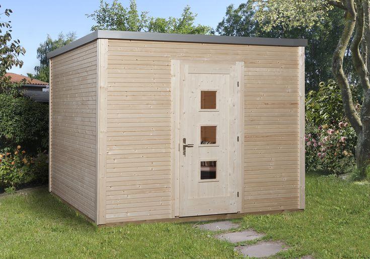 25 Kreativ Gartenhaus Flachdach Selber Bauen Gedanke Haus