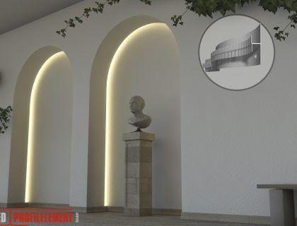 Vintage LED Beleuchtung Individuelle Raumgestaltung mit blendfreiem Licht Bundesweit vernetzte Experten im MeinMaler Partnernetzwerk realisieren wundervolle