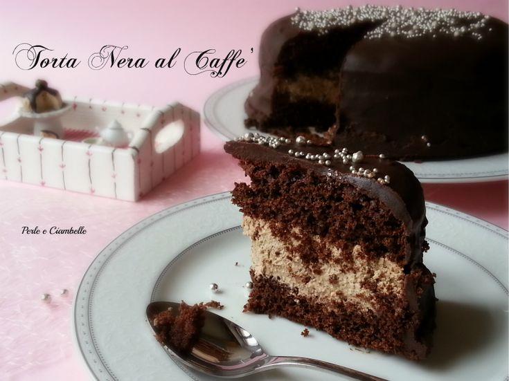TORTA NERA AL CAFFE'