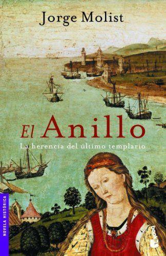 El anillo: la herencia del último templario (Booket Logis... https://www.amazon.es/dp/8427031009/ref=cm_sw_r_pi_dp_x_qj7GzbXH3JE15