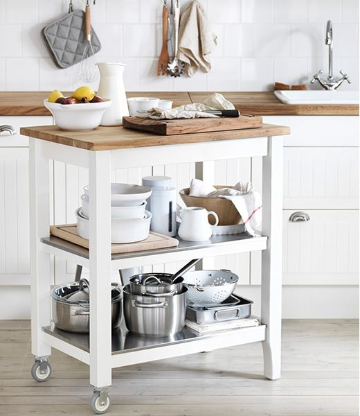 Keukentrolley Ikea : Ikea, Catalogus and Keukens on Pinterest