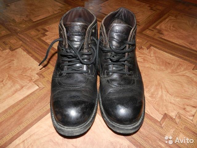 Ботинки Timberland — фотография №1  2.600