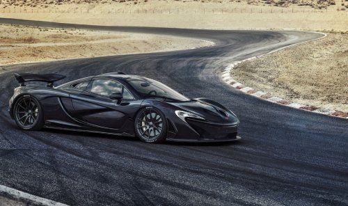 Auto Report | McLaren P1 al límite en el desierto