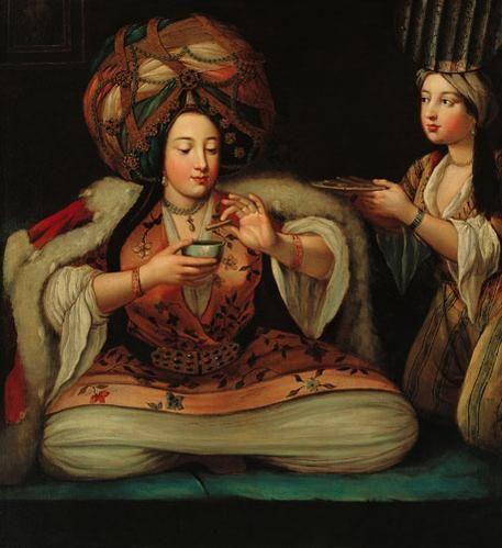 """#CuriousCoffee Los mercaderes presentaron el #café a Europa como """"un nuevo vino árabe"""""""