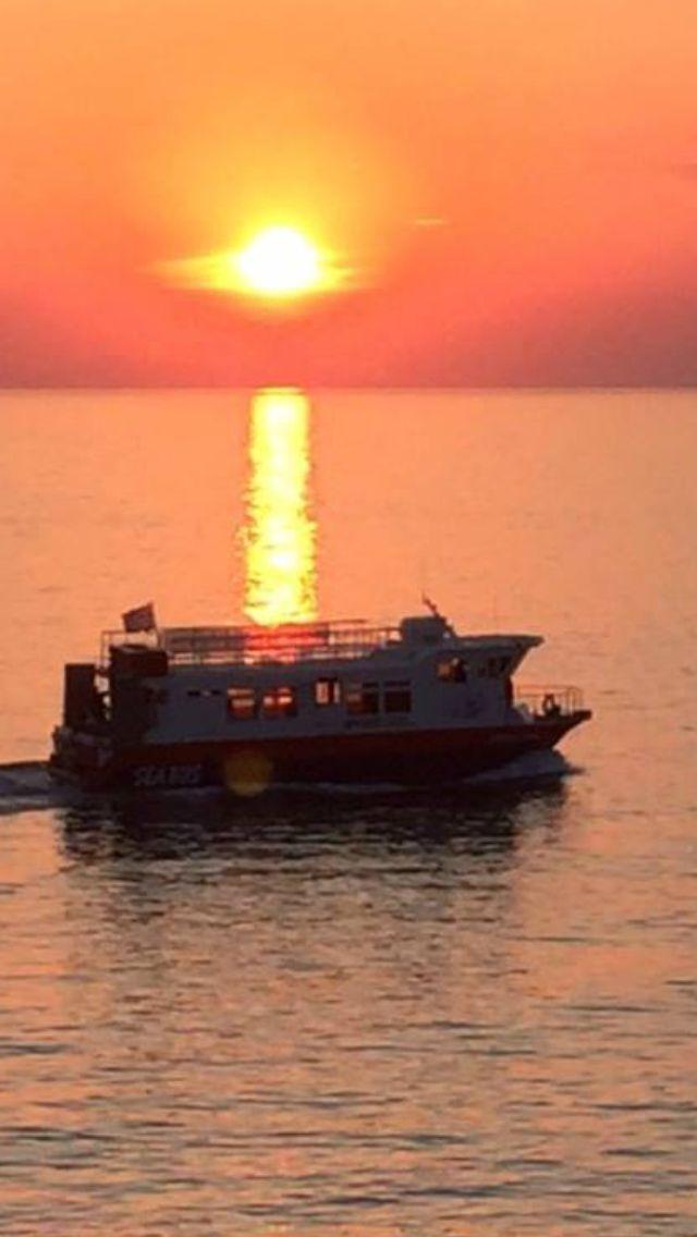 #Mykonos #SeaBus!
