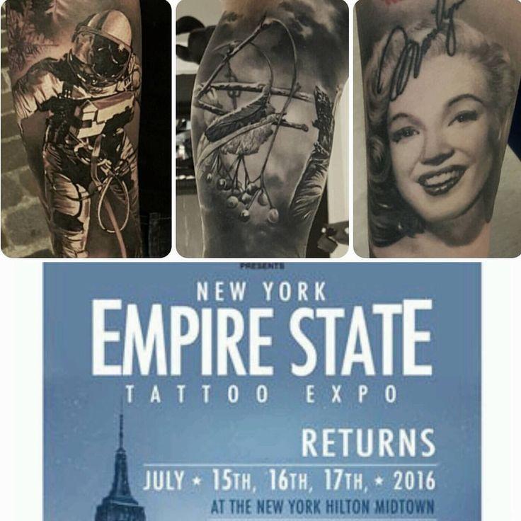 JP Wikman #nyc #newyorktattooexpo #tattooconvention #jpwikman #jpwikmantattoo
