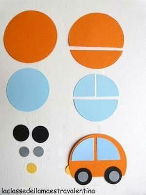 2906 best images about pre escolar craft on pinterest for Pre punched paper for crafts