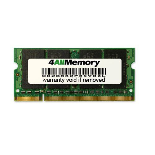 4GB DDR2-533 RAM Memory Upgrade for the Fujitsu LIFEBOOK Tablet PC T4220 (A1A2J3E516B50001) 4GB DDR2-533 PC2-4200 Non-ECC Unbuffered 200 Pin 1.8V CL=5 Memory. When you purchase RAM from 4AllDeals, it comes with a lifetime warranty, as well as lifetime telephone technical support from our US-based technicians. PLEASE NOTE* If you do not purchase this module from 4AllDeals direct, you do n... #4AllMemory #CE