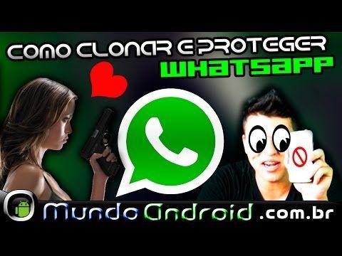 Como espionar Whatsapp em 17 segundos SEM PC, Vídeo Alerta! Proteja-se ;) - YouTube