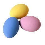 All natural egg dyes for Easter