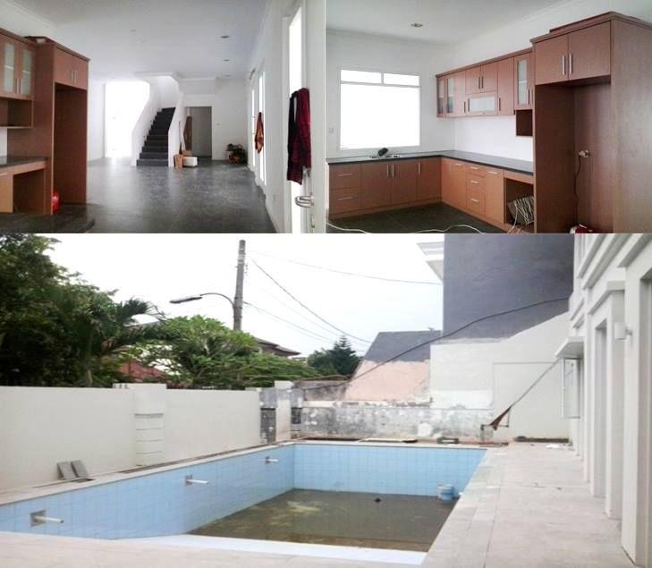 RUMAH JUAL LEBAK BULUS 515/800 m², 2 Lantai, 5+1 Kamar Tidur, 3+1 Kamar Tidur Harga 12 M (Nego) Hub : 0856 8745 299