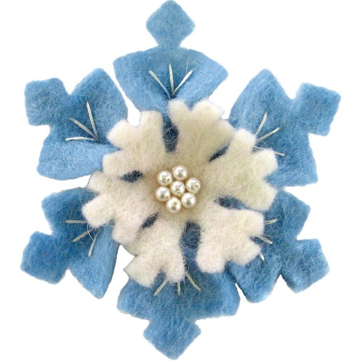 Dimensions-Feltworks Flower. Create whimsical creations for your holiday! This…
