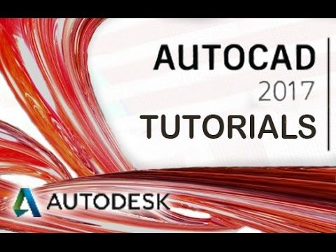 AutoCAD 2017 - Tutorial for Beginners [+General Overview]* - YouTube