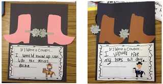 Literacy activities for First Grade Reading Street story, A Southern Ranch.  Includes:  an anchor chart, 3 games, amazing words, write the room, writing a realistic story, craftivity and more. $