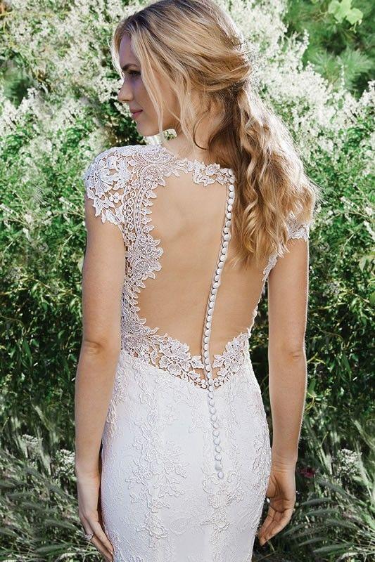 Lillian West Wedding Dress FW2016 6437