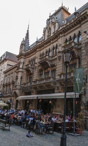 """""""Caru' cu bere"""" Bierhaus - Bucharest"""