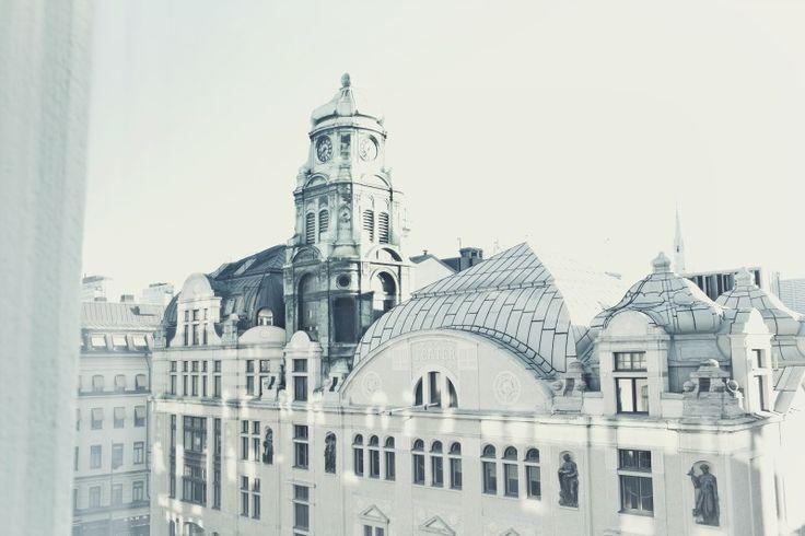 Nice buildings