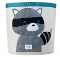 canvas storage bin by 3 sprouts, rudy and the dodo