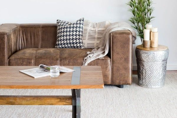 Styling 101: You & Your Lovely Brown Lounge