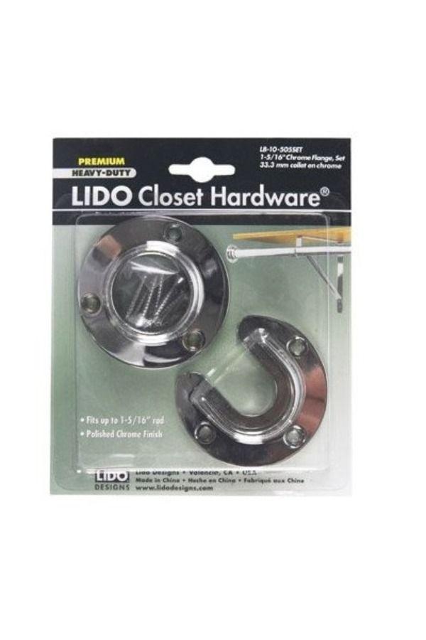 505set No Closet Solutions Closet Rods Closet Hardware