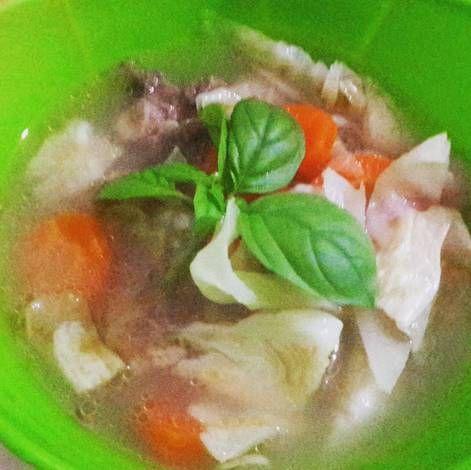Sup Iga La Rasa