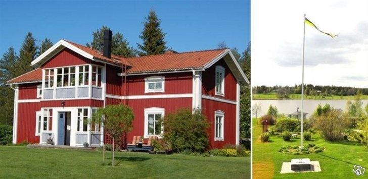 A Västerbottensgård (Västerbottensfarm)