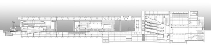 Gabriela Mistral文化中心畫廊/CristiánFernándezArquitectos +側牆建築與裝飾 - 41
