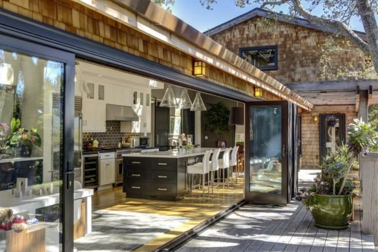 modern outdoor kitchen (3)