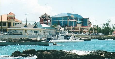 George Town Cayman Islands - been there and LOVED it!