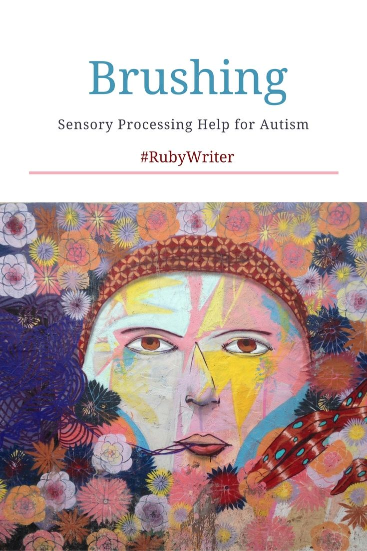 Sensory Processing Disorder: Many autistic children have serious sensory issues that can be helped with a simple dry brushing technique. Ask…