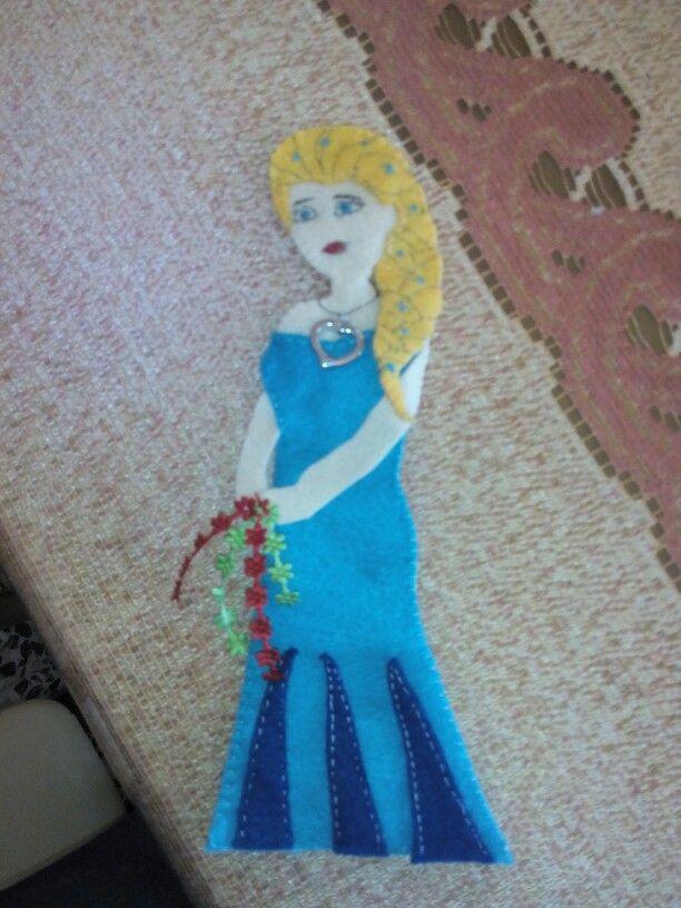 Λαμπαδα με την Elsa