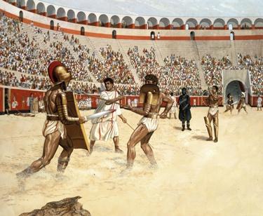 Gladiatores (in memoriam Peter Connolly)