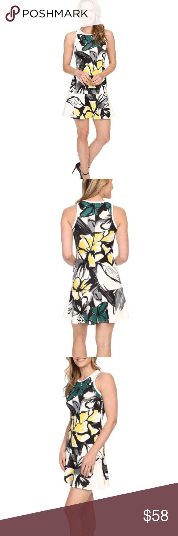 SALE❤️ NWT Karen Kane floral scuba dress M NWT Karen Kane floral print scuba dress size medium. Karen Kane Dresses