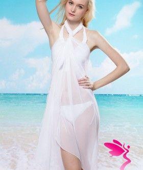 Stil: Beach Sarong – esarfa plaja