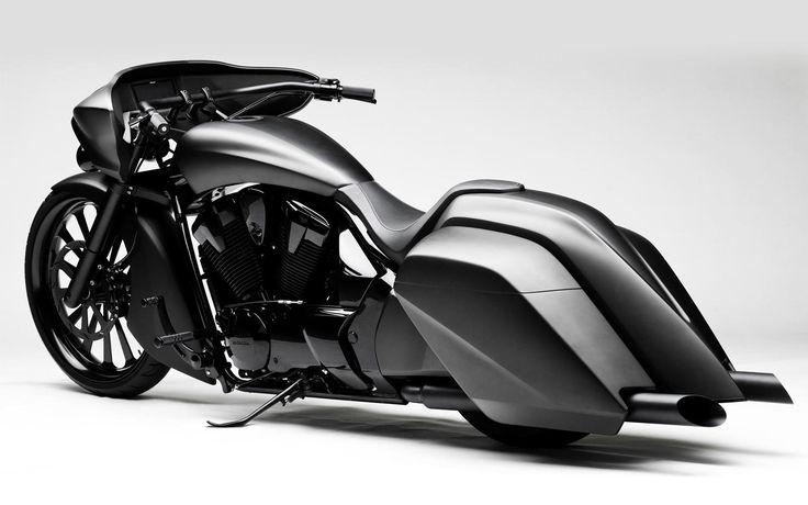 Fabulous Honda Stateline Slammer Bagger 1280 X 700 · 242 KB · Jpeg